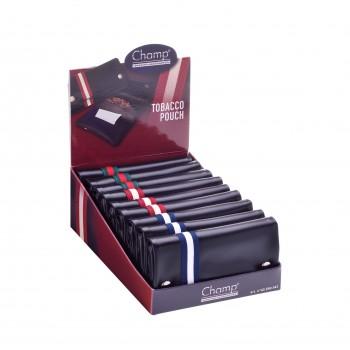 Portofel tutun Champ - Colored Stripes