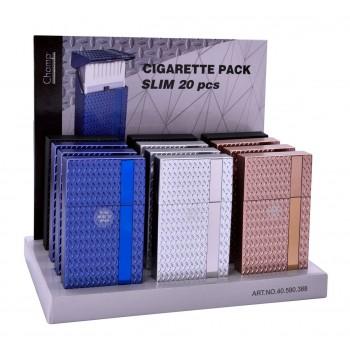 Tabachera Champ - pachet tigari SLIM Click BOXX 100s (20)
