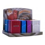 Tabachera Champ - pachet tigari Aluminium BOXX Magnet Perfored (20)