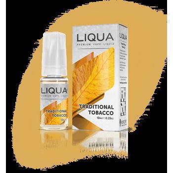 Liqua Elements - Traditional Tobacco (10 ml)