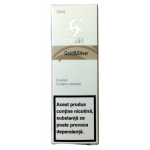 Lichid Hangsen - Gold and Silver (10 ml) High PG