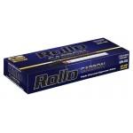 Tuburi tigari Rollo - Carbon Black and White (200)