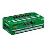 Tuburi tigari Rollo Green Menthol - Micro SLIM (200)