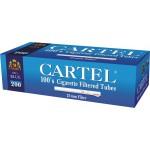 Tuburi tigari X-Long CARTEL 100s Blue (200)