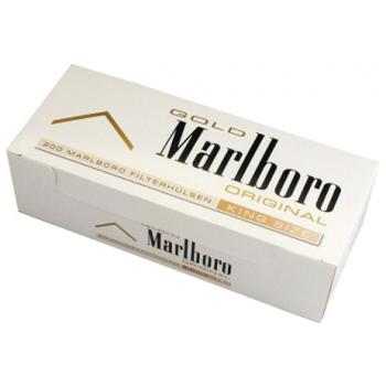 Tuburi tigari Marlboro - GOLD Original (200)