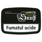 Tutun pentru prizat - Gawith Original (10g)