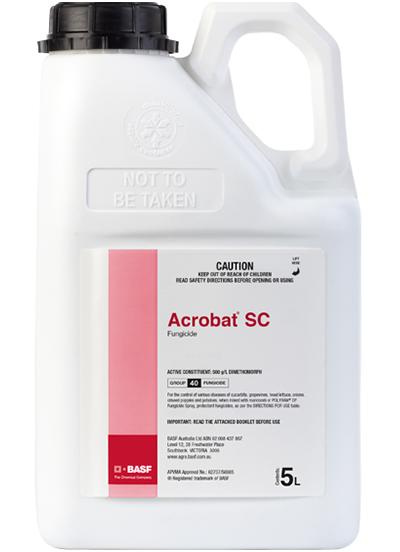 acrobat SC fungicide