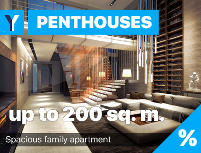Penthouses in North Cyprus