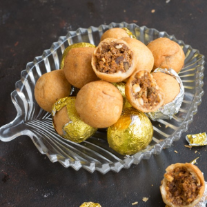 Dryfruit Kachori