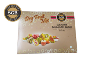 Mix Dryfruit Sweets