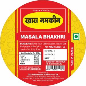 Masala Bhakhari