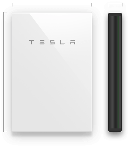 Tesla Powerwall Specification