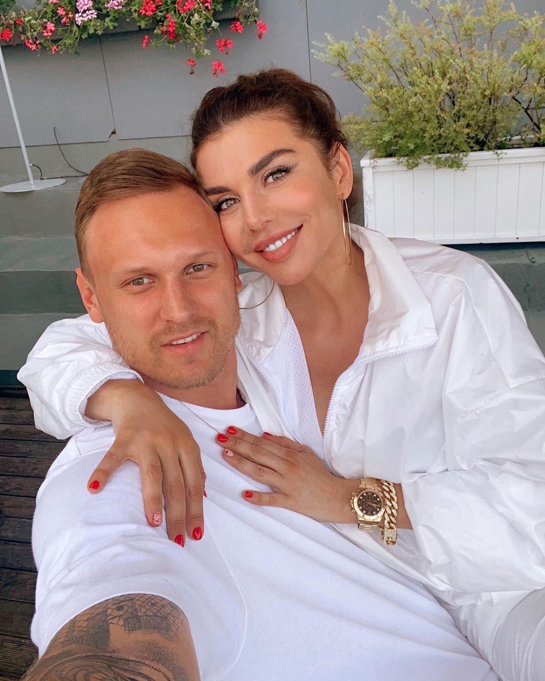 Свадьбе быть! Анна Седокова готовится стать женой Яниса Тиммы