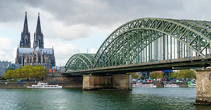 Rhein zu zweit: die besten Tipps für das erste Date in Köln
