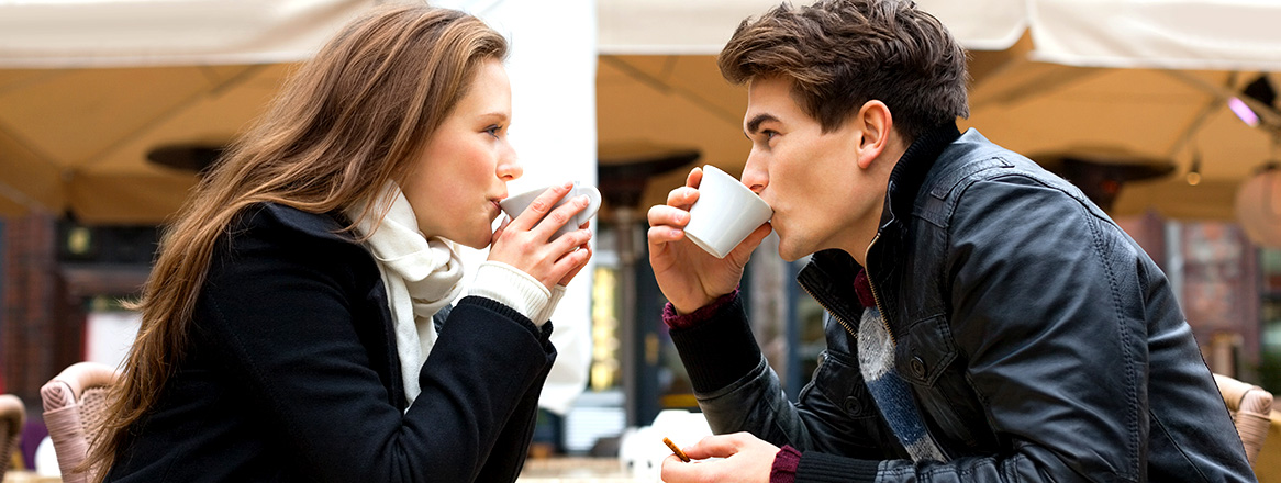 Flirten ohne worte körpersprache verrät