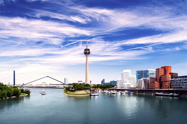 Date in Düsseldorf