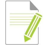 Icon Bild - Freitextfragen