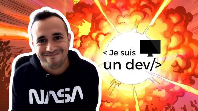 Mes pires catastrophes en tant que développeur [YouTube]