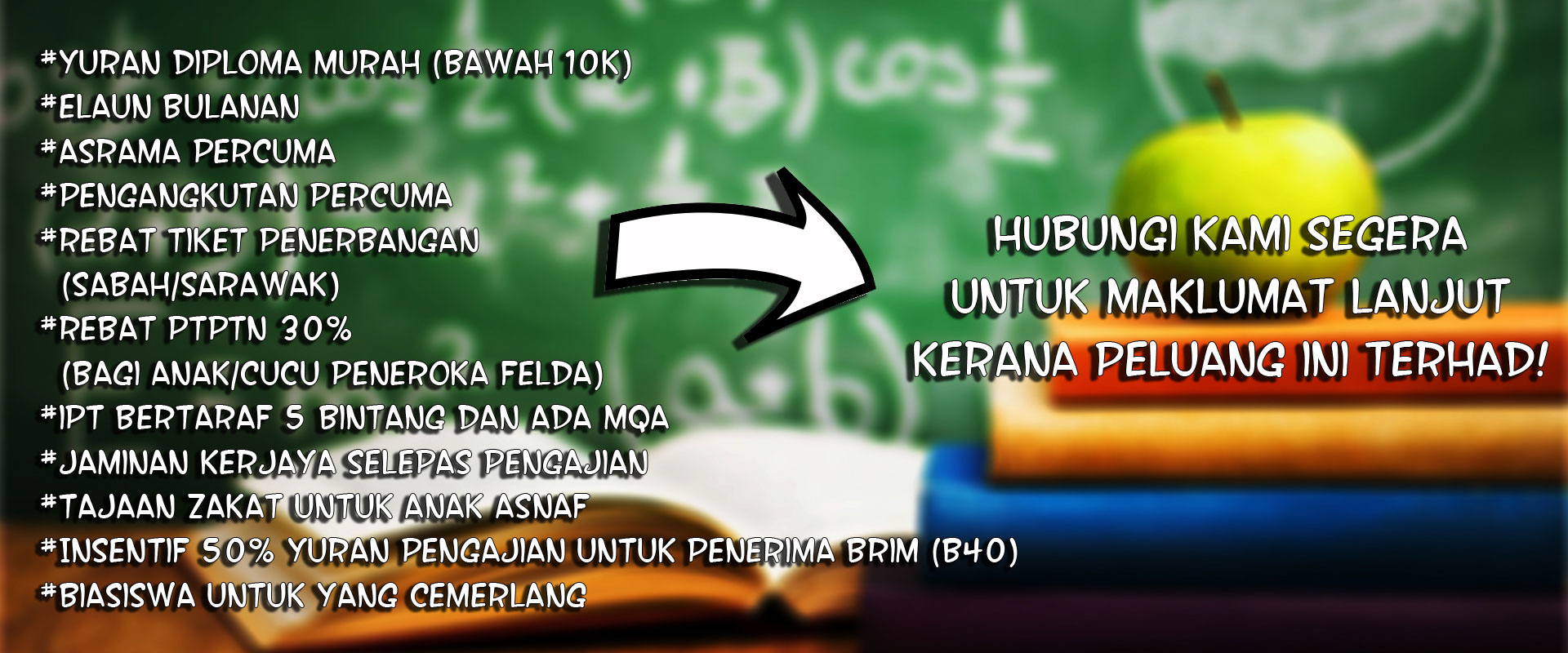 Daftar Ipt: President College menawarkan diploma termurah di Malaysia