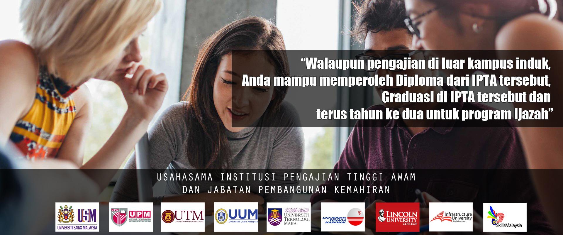 Daftar Ipt: Pilihan Program Usahama IPTA