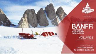Les Rencontres Ciné Montagne : festival de Banff