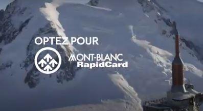 L'ADHESION MONT-BLANC RapidCard