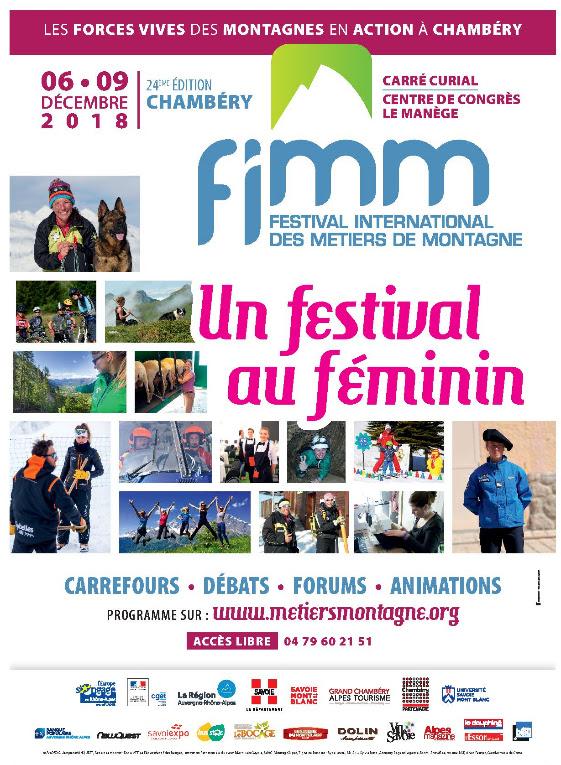 Festival des métiers de montagne 2018