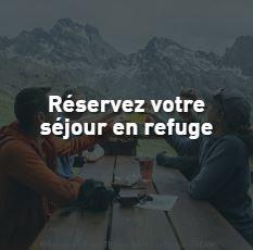 Trouvez un refuge ou un chalet de montagne
