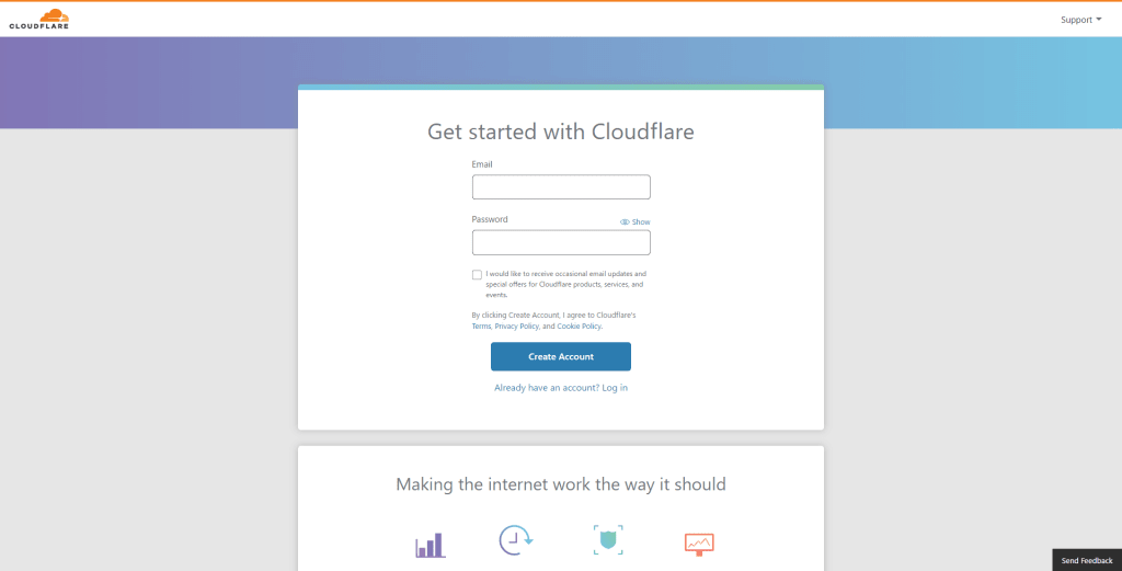 cloudflare-signup