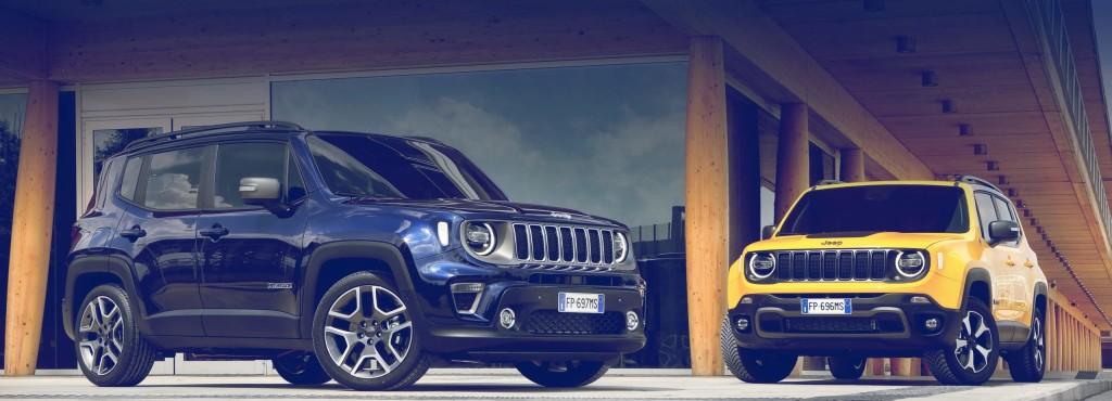 jeep renegade suv economici