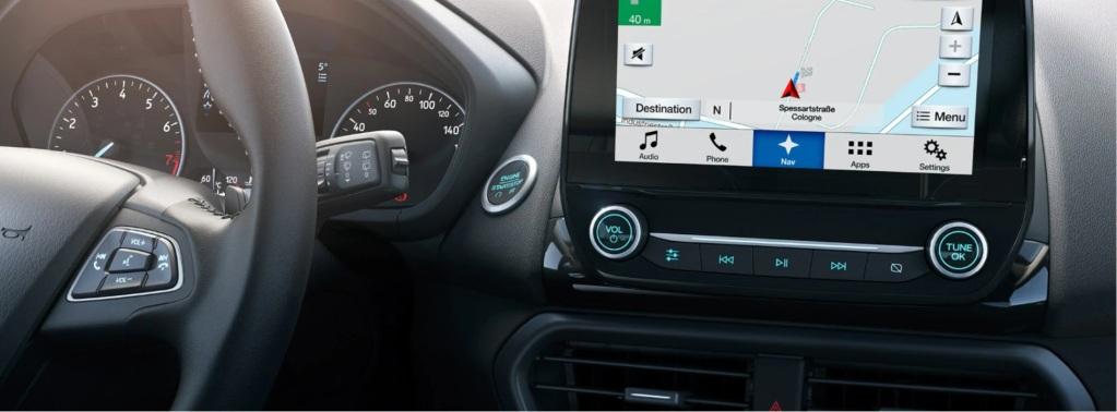 pantalla ford ecosport