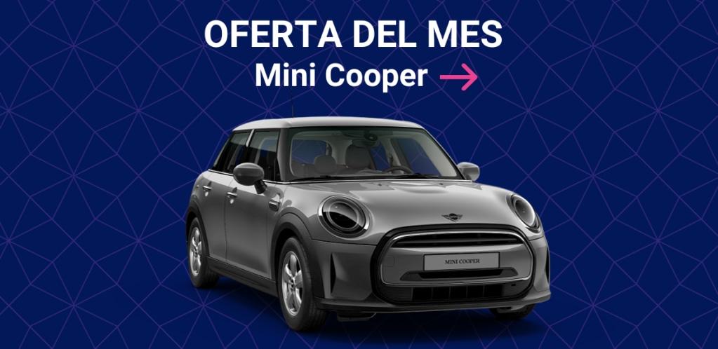mini cooper renting de coches