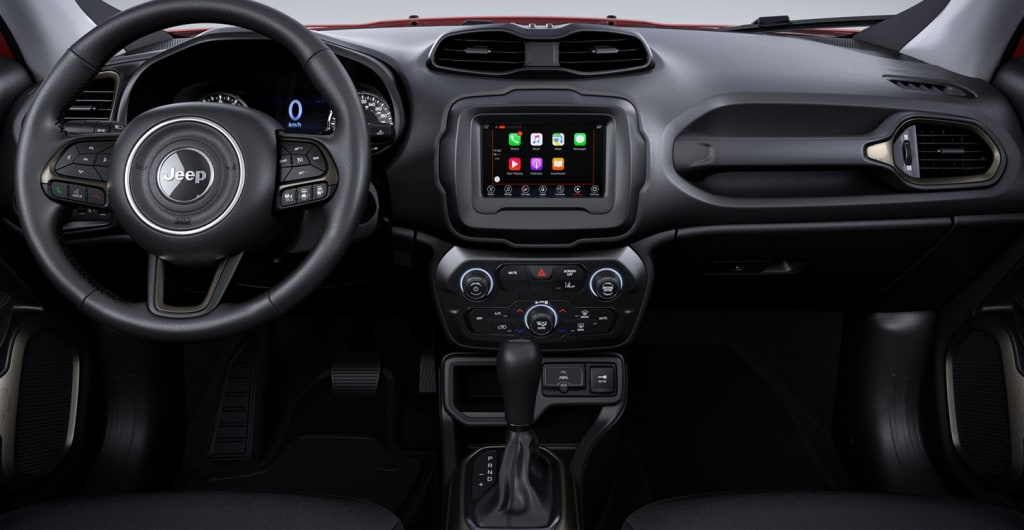 jeep renegade tecnologia