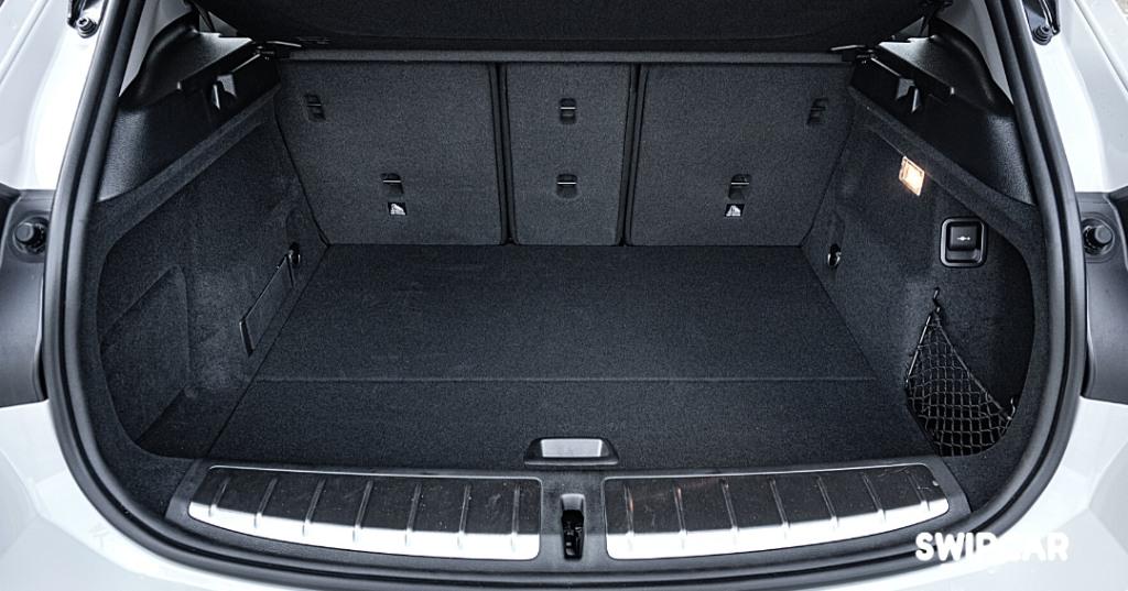 Bmw x2 maletero renting swipcar