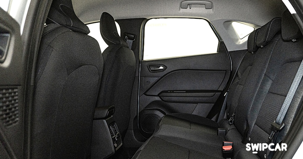 Interior Renault Capture