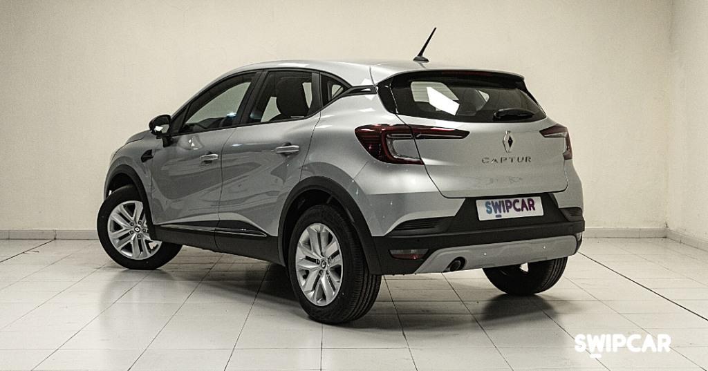Exterior Renault Capture