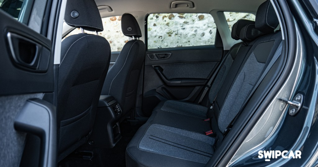 interior seat ateca