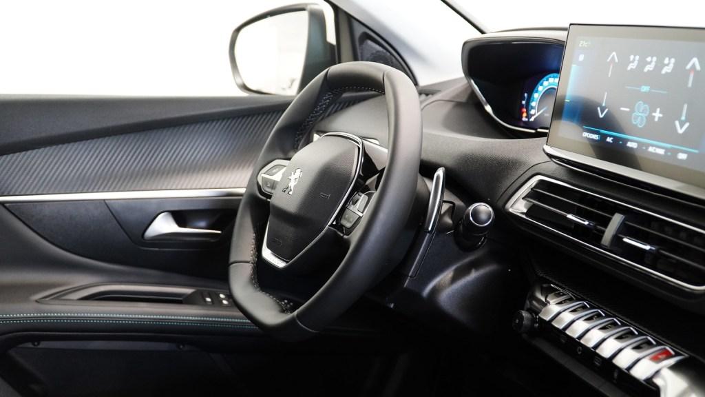 Interni Peugeot 3008