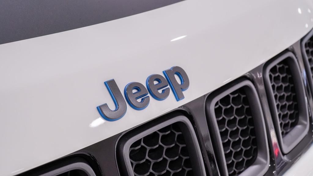 jeep compass usata