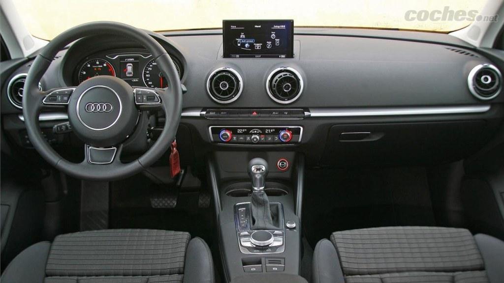 Audi A3 Sportback  interni