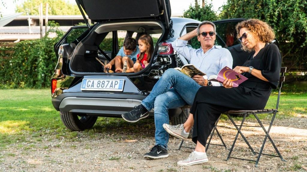 nuova ford puma suv crossover