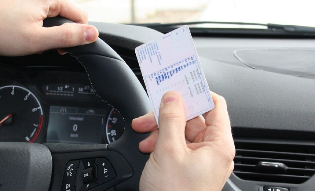 recuperar carnet de conducir