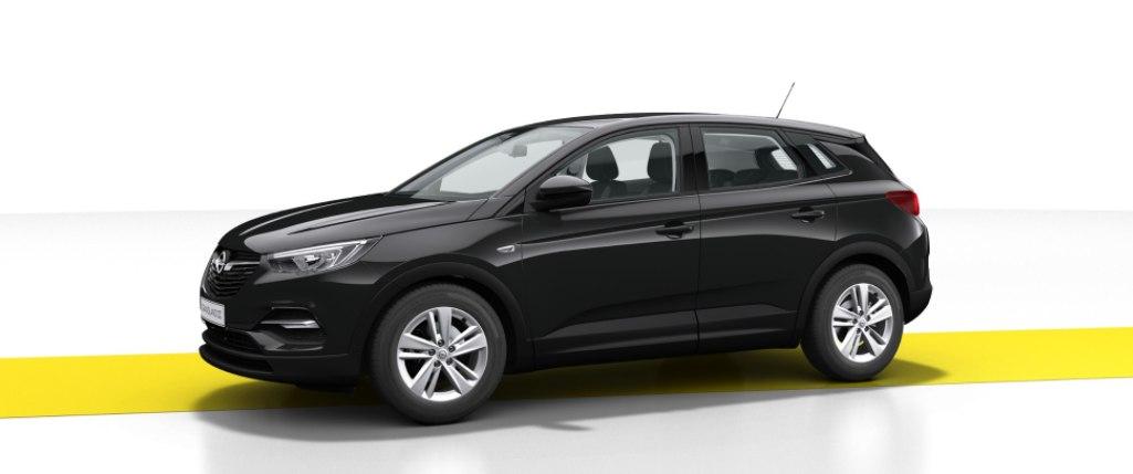 Opel grandland exterior