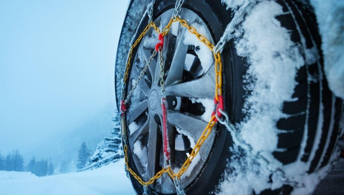 como elegir cadenas de nieve
