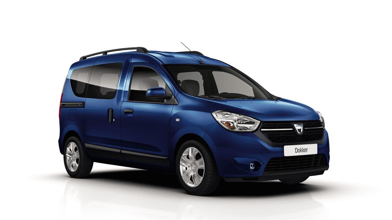 Probamos el renting del Dacia Dokker