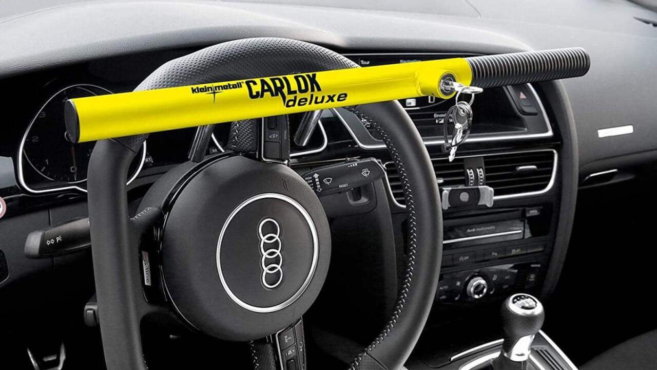 sistema antirrobo coche