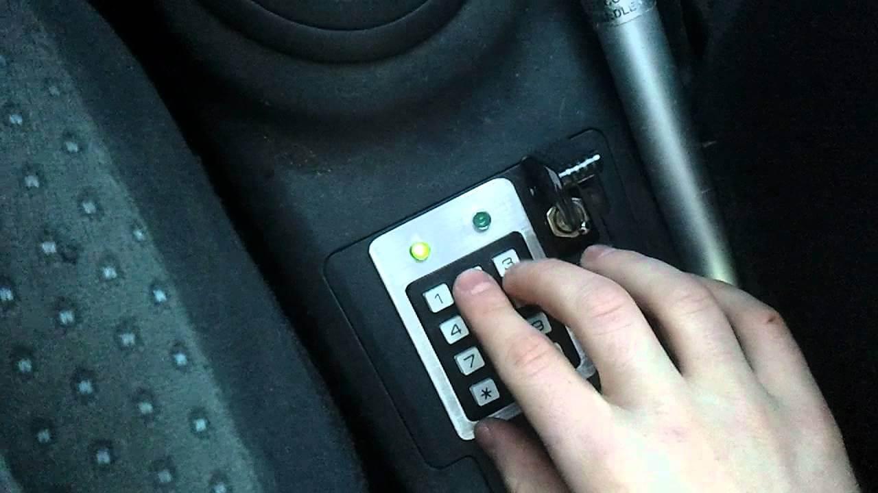 sistema para evitar robos de tu coche