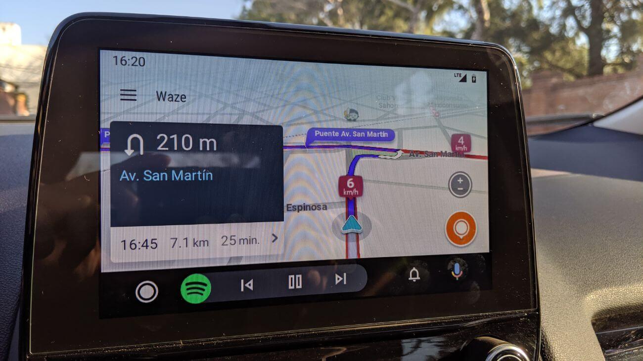 mejores app para android auto