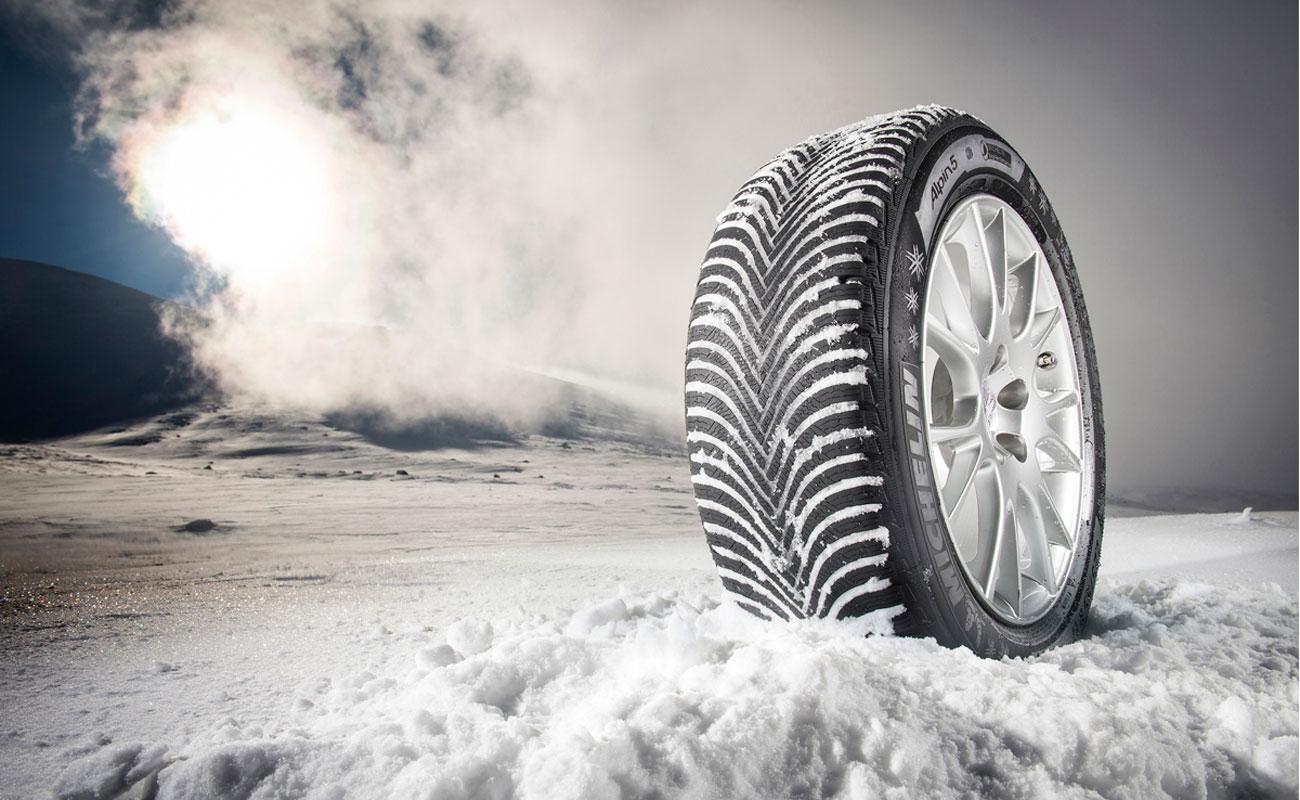 como son los neumáticos de invierno