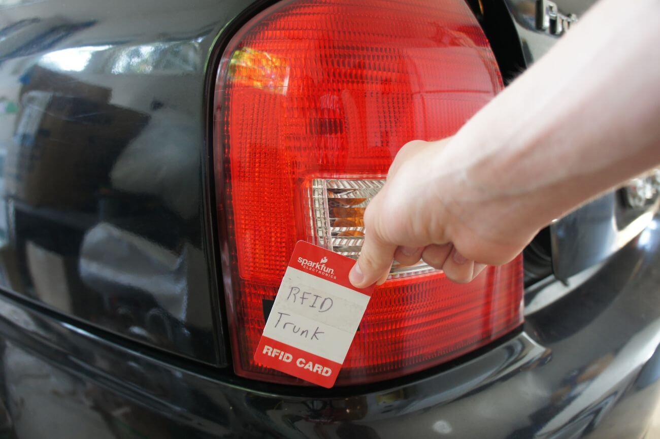 seguridad antirrobo coche